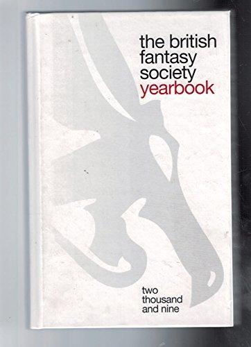 THE BRITISH FANTASY SOCIETY YEARBOOK 2009