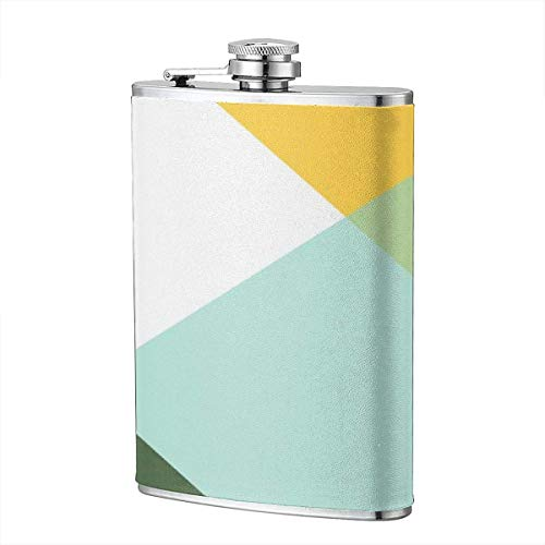 Test Stainless Steel Hip Flask Outdoor Portable Flagon For Tourism,Camping 8OZ