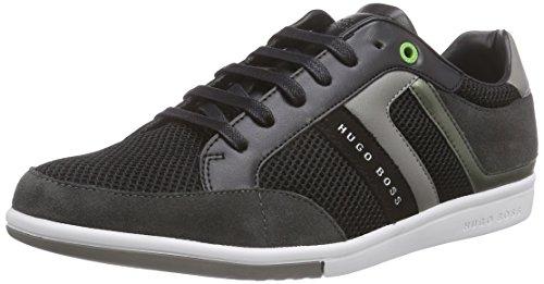 Boss Green Eldorado Reflect 10189848 01, Baskets Basses Homme Gris (dark Grey 021)