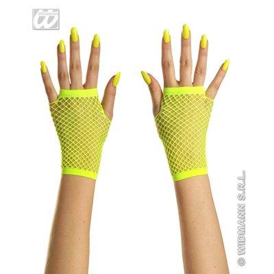 fingerlose-netz-handschuhe-fishnet-gelb