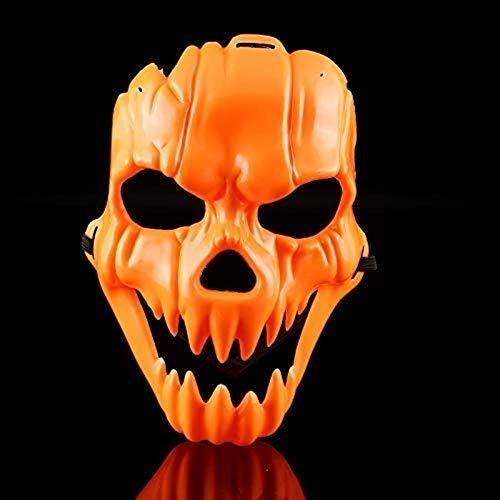 Halloween Kürbis Schädel Maske Horror Scary Maske Full Face Party Maske Für Erwachsene Realistische Weiblich Männlich Masken Maskerade