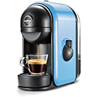 Lavazza Minù Independiente Manual Máquina de café en cápsulas 0.5L Azul - Cafetera (Independiente