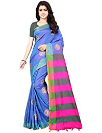 b59f3c07b8f6a Blues Women s Sarees  Buy Blues Women s Sarees online at best prices ...