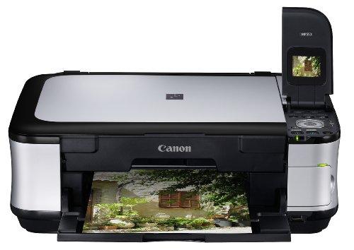 Canon PIXMA MP550 Multifunktionsgerät (3-in-1: Drucken, Kopieren, Scannen)