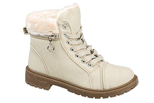 gibra, Sneaker donna Beige