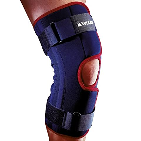 Vulkan Classic 3043 Wraparound Knee Support with Aerotherm Breathable Lining and Tension Straps - Large