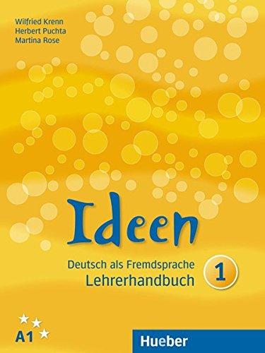 Ideen. Per le Scuole superiori. Con espansione online: IDEEN 1 Lehrerhdb (prof.)