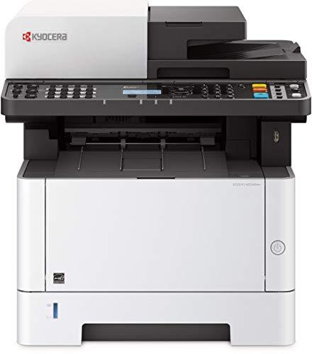 Kyocera Klimaschutz-System Ecosys M2540dn Multifunktionsdrucker Schwarz-Weiß. Drucken, Kopieren, Scannen, Faxen, mit Mobile-Print-Unterstützung für Smartphone und Tablet -