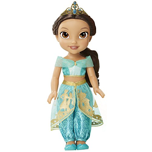 Jasmine Tiara (Disney Princess Jasmine Toddler Doll by Disney)
