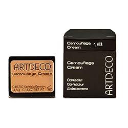Artdeco Camouflage Cream 4.5g-18 natural apricot