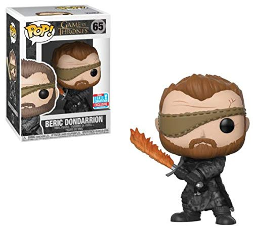 Funko - Pop! Sticker Game of Thrones Collection - Beric Dondarrion (34621)