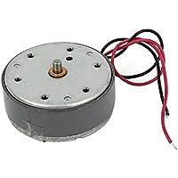 09f4367d5dc Sourcingmap a13042900ux0530-24mm 300 rpm 4v pequeño motor eléctrico de corriente  continua para dvd vdc
