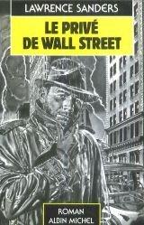 Le privé de Wall Street par Lawrence Sanders