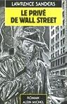 Le privé de Wall Street par Sanders