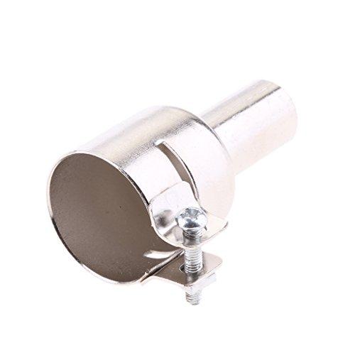 MagiDeal 1 Stück Hitzebeständiges Kreisförmigen Düsen - Druckluftwerkzeuge Zubehör - Silber - 12mm