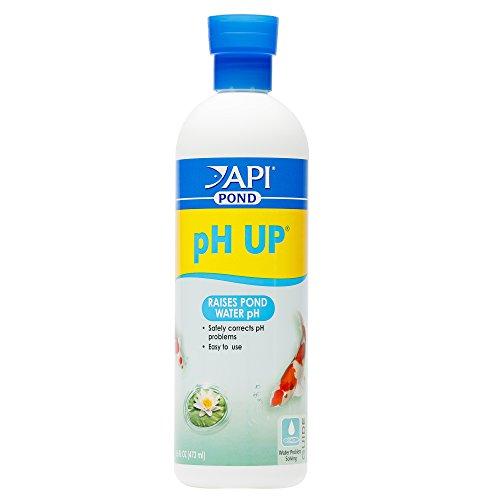 API Pond pH bis Teich Wasser pH Raising Lösung -