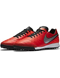 new products 50084 8e09a Nike Tiempo Mystic V TF, Chaussures de Foot Homme