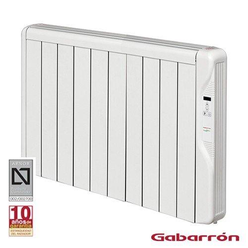 Gabarron émetteurs – Radiateur à inertie rx10 F-digital 1250 W