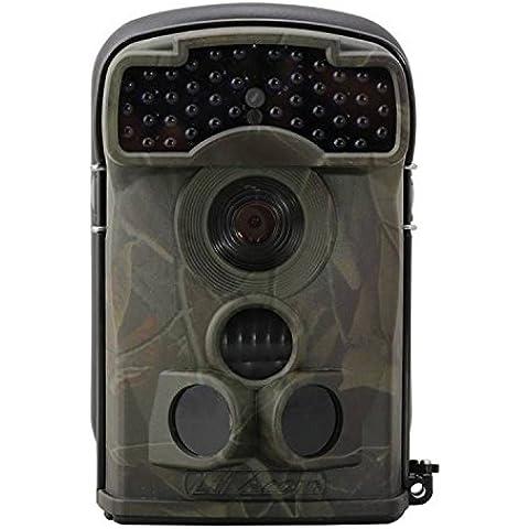 Boblov LTL Acorn 5310A - Cámara para la caza y la gestión faunística Cámara de Vida Silvestre caza de cámara con Covert 940nm infrarrojos con un Llavero (5310A