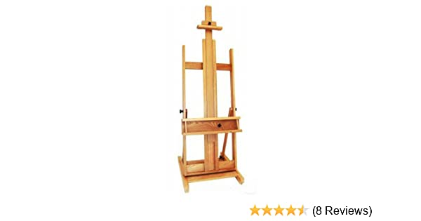 Artina Pisa Large Easel for Art Professional XXL Studio H