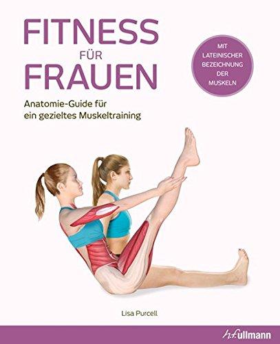 Fitness für Frauen: Anatomie-Guide für ein gezieltes Muskeltraining