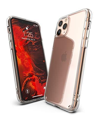 Ringke Fusion Diseñado para Funda Apple iPhone 11 Pro, Transparente al Dorso Carcasa iPhone 11 Pro 5.8' Protección Resistente Impactos TPU + PC Funda para iPhone 11 Pro 2019 - Clear