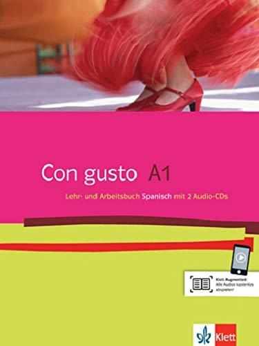 Con gusto A1: Lehr- und Arbeitsbuch + 2 Audio-CDs -