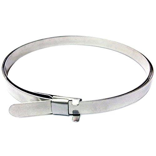 alcan-vorgefertigte-460174010universale-per-cinturino-in-acciaio-inox-set-bandschellen-frase-l-740mm