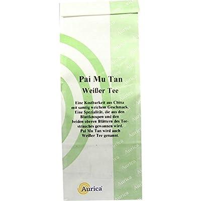 Thé blanc Pai Mu Tan 50g de thé