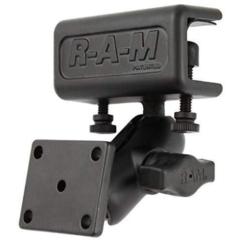 Ram Mounts UNPKD RAM Glare Shield CLAMP System, RAM-B-177-347U (System) Ram-glare Shield Clamp