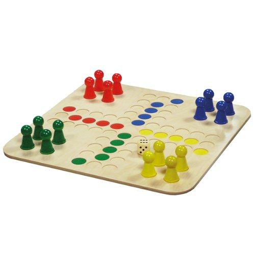 Jard 491104 - Ludo Spiel 52 x 52 cm