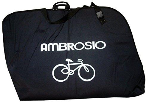 Ambrosio gepolstert & Unwattierte Transport Travel Bike Taschen Wasserdicht & Zusammenklappbar