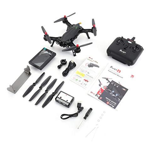 "Fantasyworld Errores MJX 6 B6FD 2.4GHz 4CH 6 Axis Gyro RTF Drone con HD 720P 5.8G FPV cámara y 4.3"" LCD Monitor de RX sin escobillas RC Quadcopter"