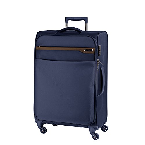 March15 Lite Trolley 67 cm 4 Rollen Farbe blau blau