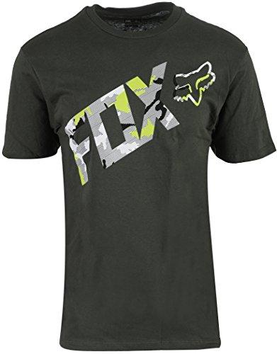 fox-racing-camiseta-camisa-para-hombre-verde-ejercito-m