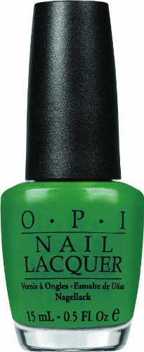 OPI Nagellack Classic, Fb. NLH45 Jade Is The New Black, 1er Pack (1 x 15 ml) (Opi-classic-farben)