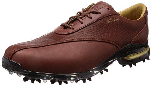 adidas Adipure TP 2.0, Scarpe da Golf Uomo, (Marron DA9129), 43 1/3 EU
