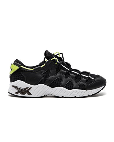 ASICS Tiger Unisex Gel-Mai Black Sneakers - India