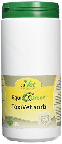cdVet Naturprodukte EquiGreen ToxiVet sorb 900 g
