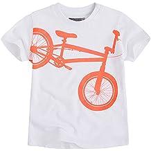 Canada House Bicycle, Camiseta De Manga Larga Para Niños