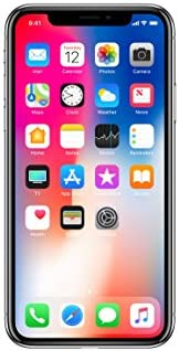 Apple iPhone X SIM única 4G 64GB Gris - Smartphone (14,7 cm (5.8