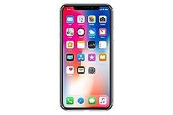 Apple Iphone X 256 Gb Sim-free Smartphone - Silver