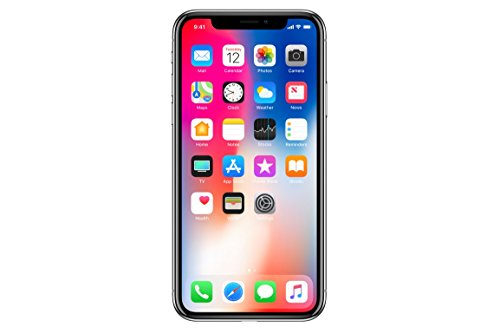 "Apple iPhone X SIM única 4G 64GB Gris - Smartphone (14,7 cm (5.8""), 64 GB, 12 MP, iOS, 11, Gris)"