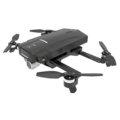 DingLong 4K HD Super-Langstreckenhubschrauber, Importieren GDU O2 Drone Falt Quadrocopter mit 4K HD-Kamera Live View System GPS & GLONASS -