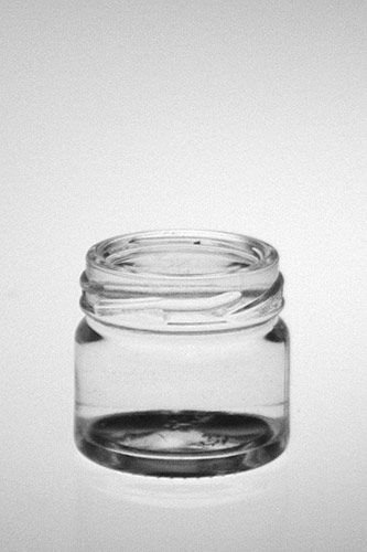 Single-Dose Jar Glass for 30 G of Miele – confez. Pack of 25 1