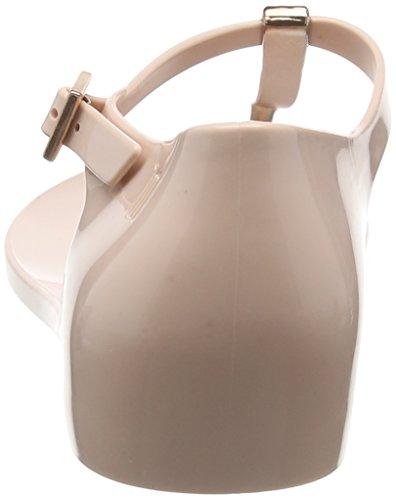 Melissa Honey Chrome, Sandales Bride cheville femme Pink (blush Rose)