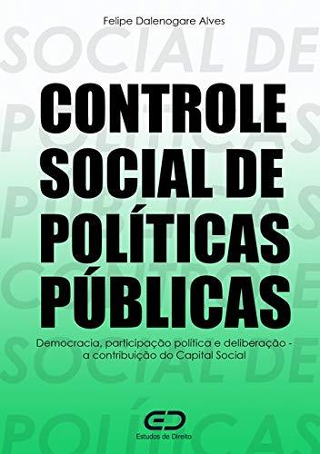 Controle Social de Politicas Públicas (Portuguese Edition)