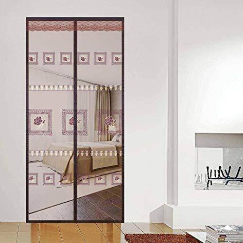 COAOC Zanzariera Finestra per Porta Zanzariera Passeggino Rete di Ottima qualità per Porte d'Ingresso,Porte, Cortili - A 67x91inch(170x230cm)