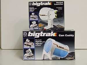 Bigtrak Rocket launcher & Can Caddy Holder - Fits Bigtrak, Retro & Junior
