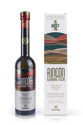 Rincón de la Subbética - Aceite de oliva virgen extra ecológico
